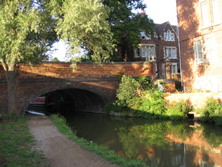 Bridge over the Oxford Canal