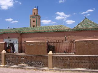 Mosque in Marrakesh