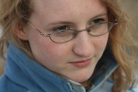 Megan Pini in Bennington