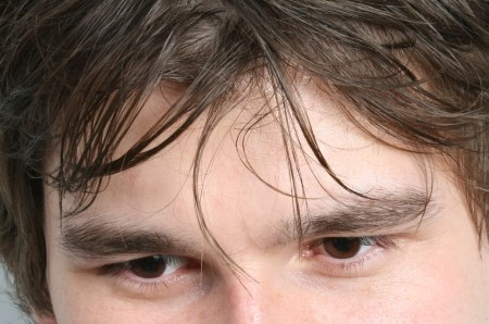 Sasha Ilnyckyj's eyes