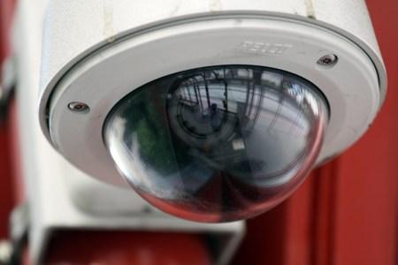 OC Transpo security camera