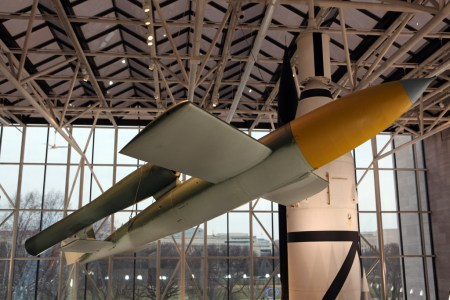 V-1 flying bomb, National Air and Space Museum