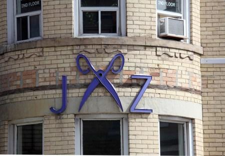 'J Z' sign, Toronto
