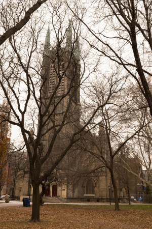 Metropolitan United Church, Toronto 1/2