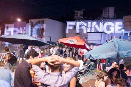 Fringe Fest party 2/4