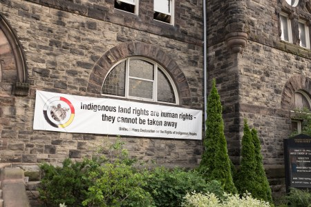 """""""Indigenous land rights are human rights - they cannot be taken away"""""""