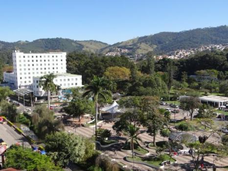 Na Pça Brasil muitos eventos acontecem principalmente os de música.