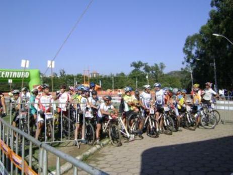 Etapa da Copa Brasil de mountain bike