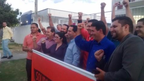 Posse do Solidariedade de Guara (12)