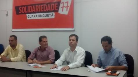 Posse do Solidariedade de Guara (19)