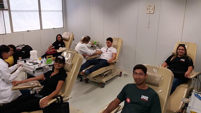 Doação de Sangue - MOC
