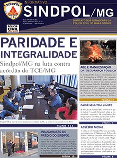 Informativo Sindpol Setembro de 2017