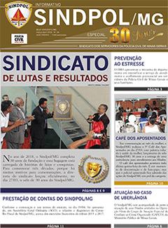 Informativo Sindpol Abril/Maio de 2018