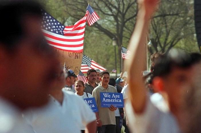 Más de 50 millones de latinos viven actualmente en EU. Foto: EFE.