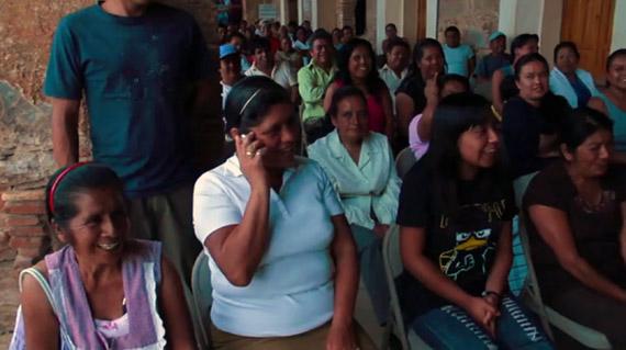 Conectados. Reunión de la comunidad. Foto: Vimeo