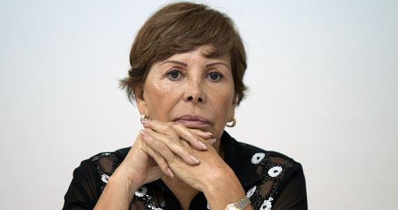 Alejandra Barrios Richard. Foto: Cuartoscuro