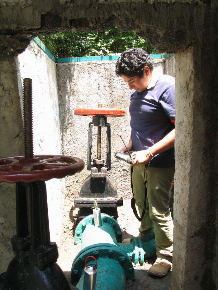 Los esfuerzos de conservación del agua por parte de la UNAM pueden replicarse en otras regiones del país. Foto: PUMAGUA