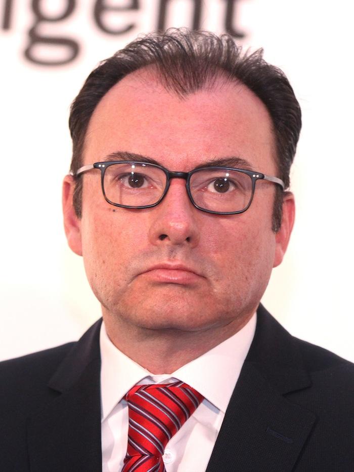 Luis Videgaray, Secretario de Hacienda Foto: Cuartoscuro