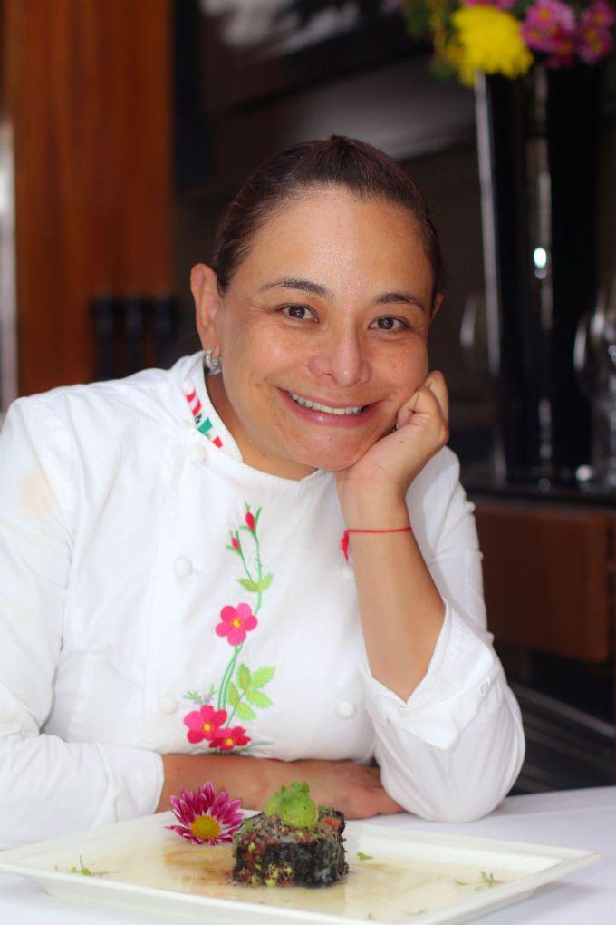 Una chef mexicana al frente del más famoso restaurante de comida peruana. Foto: Francisco Cañedo, SinEmbargo