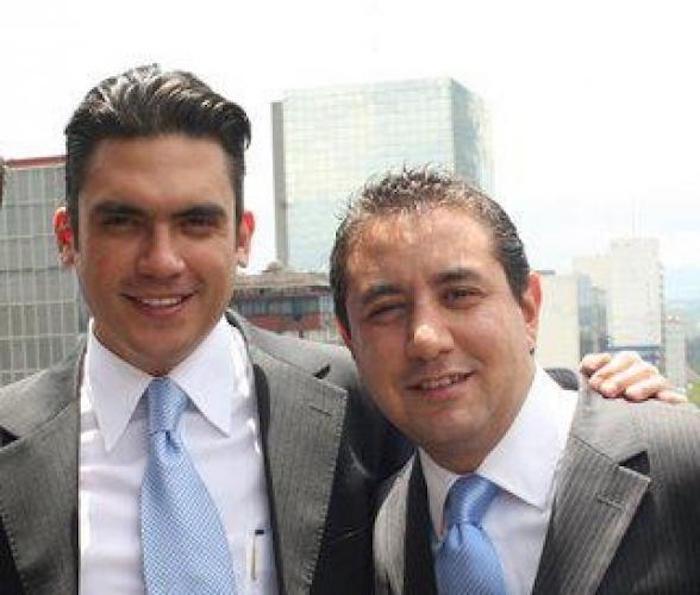 Jorge Romero y Emilio Javier Martínez. Foto: Libre en el Sur, especial para SinEmbargo