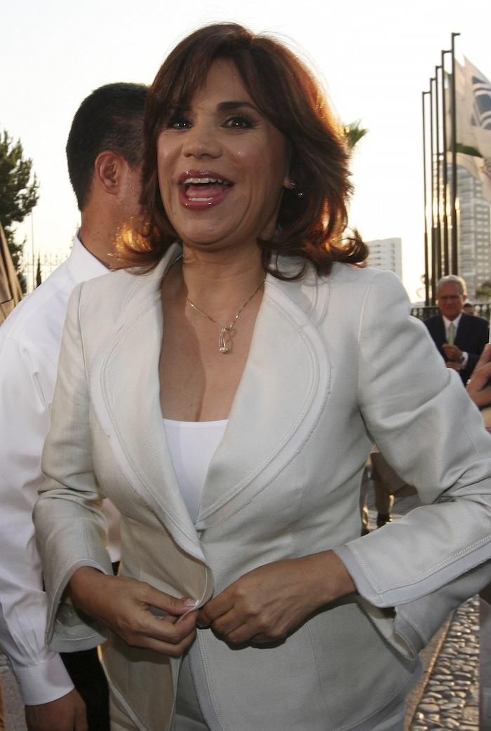 La Senadora Blanca Alcalá Ruiz. Foto: Cuartoscuro