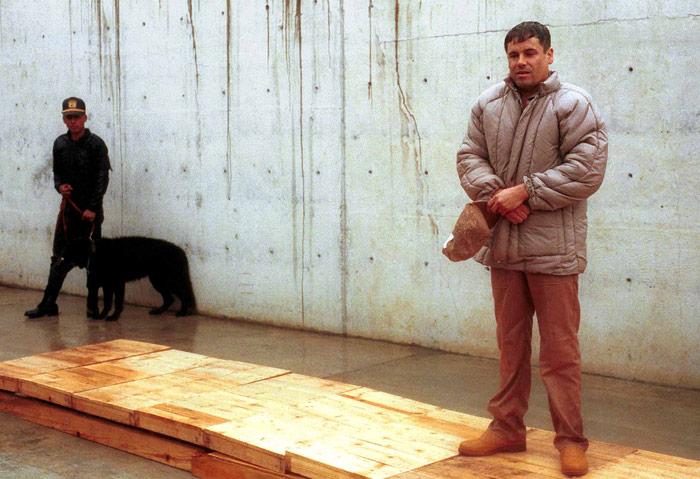 """""""El Chapo'"""" se fugó en 2001 cuando se decía que sería extraditado. Foto: Cuartoscuro"""