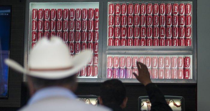 EPC sostuvo que el etiquetado de los refrescos y alimentos chatarra carece de la claridad necesaria. Foto: Cuartoscuro