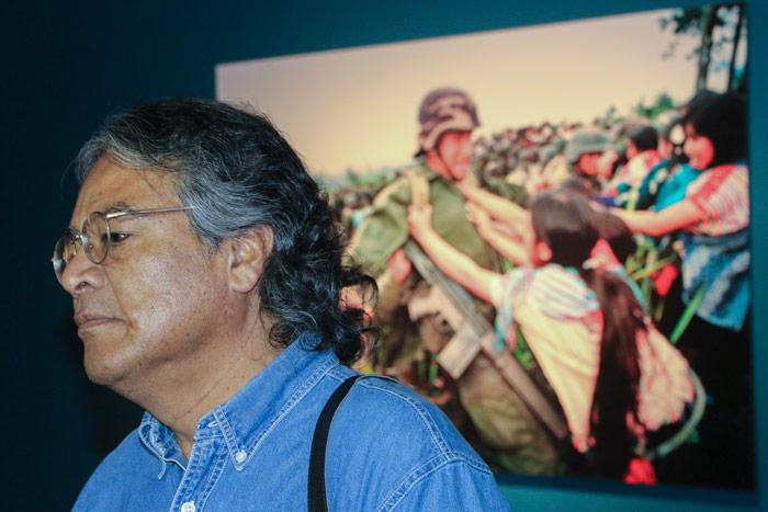 Pedro Valtierra. Foto: Cuartoscuro