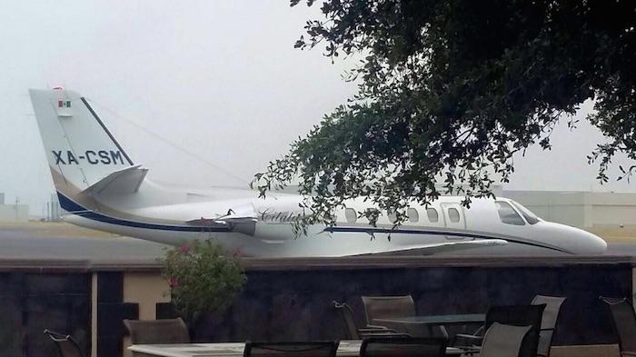"""AMLO asegura que """"El Bronco"""" utiilizó avión de contratista para trasladarse a Colombia. Foto: Facebook Andres Manuel Lopez Obrador"""