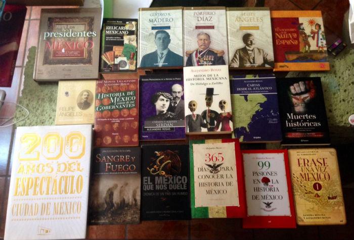 Un autor prolífico de la historia mexicana. Foto. Facebook