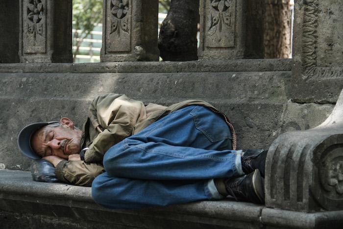 The New York Times destaca la pobreza como el punto clave de la economía mexicana. Foto: Cuartoscuro.