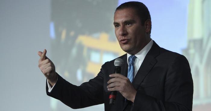 Rafael Moreno Valle, Gobernador de Puebla. Foto: Cuartoscuro