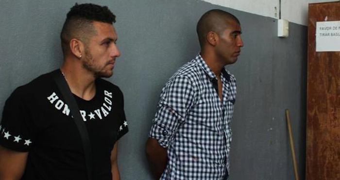 Los ex futbolistas del Necaxa podrían alcanzar hasta 40 años de cárcel. Foto: Juan futbol