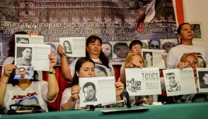 La administración Mancera tardó meses en solucionar la desaparición de los jóvenes del bar Heaven. Foto: Cuartoscuro