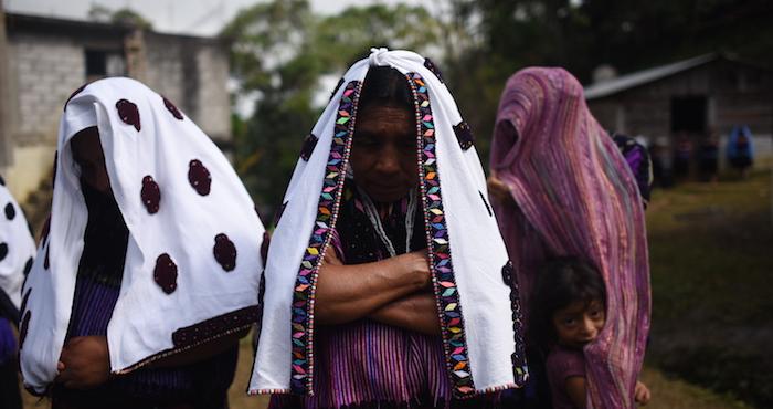 Paz y Justicia ha sido señalada por familiares como responsable de la masacre de Acteal. Foto: Cuartoscuro