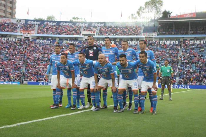"""""""La Máquina"""" vio lleno su estadio, pero la mayoría apoyaba al visitante. Foto: Valentina López, SinEmbargo"""