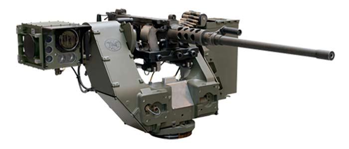 FN Herstal. Imagen tomada del portal de la empresa