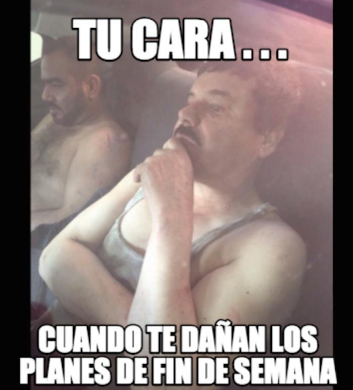 Chapo meme 11