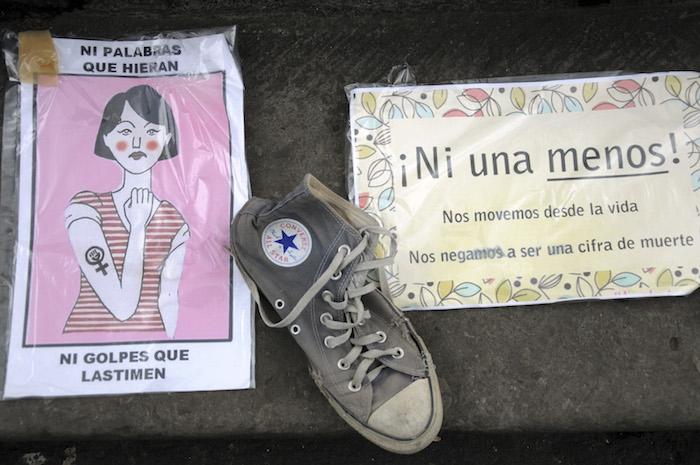 """De los 162 feminicidios reconocidos por el Gobierno """"88 continúan en trámite, mientras que 73 ya fueron determinados"""". Foto: Cuartoscuro."""