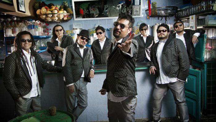 Panteón Rococó, una de las bandas más longevas y queridas del rock mexicano. Foto: Especial