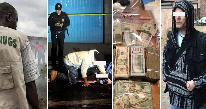 Africa, Latinoamérica, Estados Unidos, Europa: la respuesta de las políticas públicas contra las drogas han fracasado. Fotos: EFE, Cuartoscuro y AP