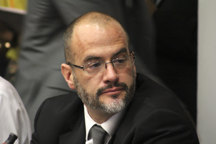 Max Kaiser ha sido parte de las mesas de trabajo del nuevo Sistema Nacional Anticorrupción. Foto: Luis Barrón, SinEmbargo