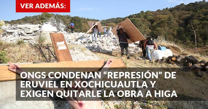 promo Xochicuautla ONGs