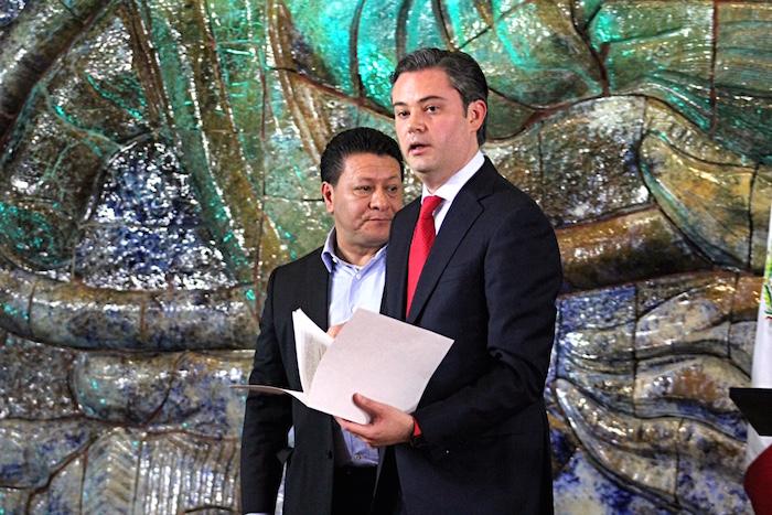 Secretario de Educación Pública, Aurelio Nuño