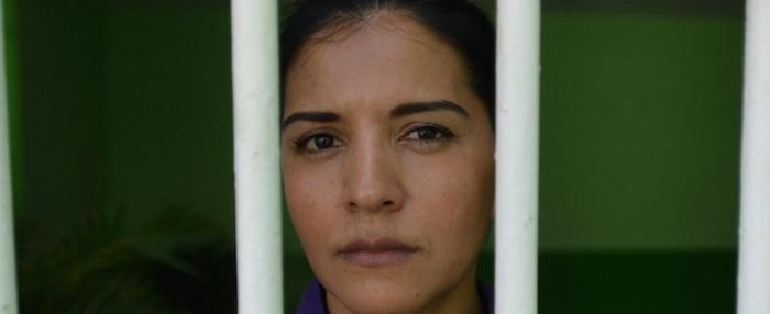 Yesenia. Foto: Amnistía Internacional.