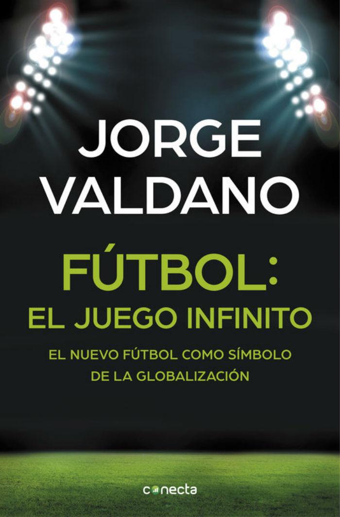 El nuevo libro de Jorge Valdano. Foto: Especial