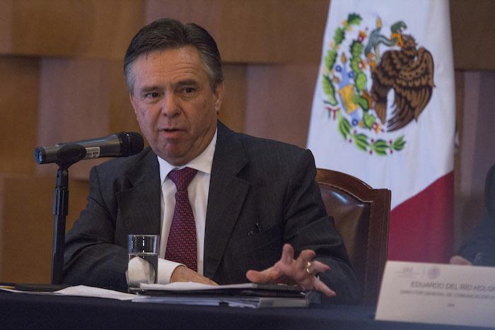 Eduardo Medina Mora, ex Procurador General de la República tuvo un paso de controversias. Foto: Enrique Ordoñez, Cuartoscuro