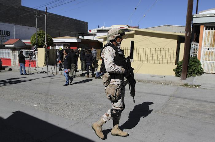 La violencia generada por los enfrentamientos contra el narcotráfico han marcado la agenda de seguridad pública del país en los últimos 15 años. Foto: Christian Serna, Cuartoscuro