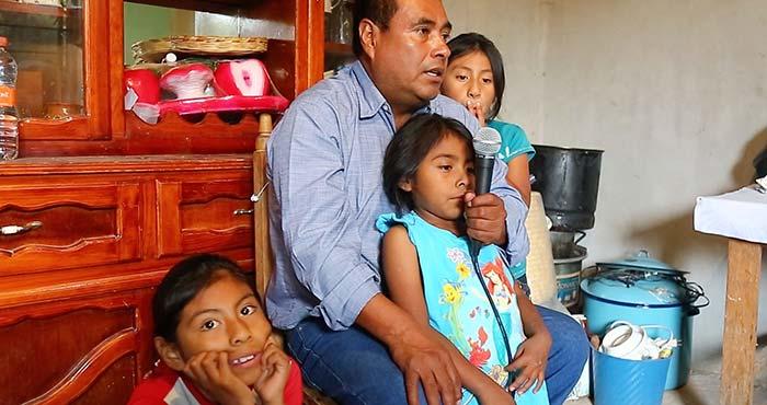 xxx, padre de Yalid Foto: Cri Rodríguez, SinEmbargo