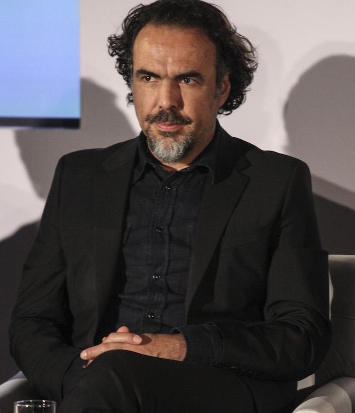 El director de cine mexicano Alejandro González Iñárritu criticó la invitación de EPN a Trump. Foto: Cuartoscuro